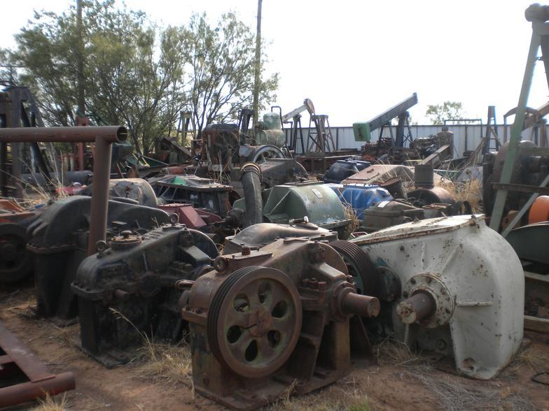 Pump Jack Parts - Gear Boxes